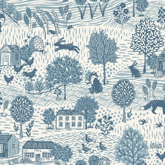 2159 B4 Blue Scenic