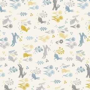 2163 Q White Rabbits