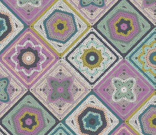 22650 Crochet Sampler