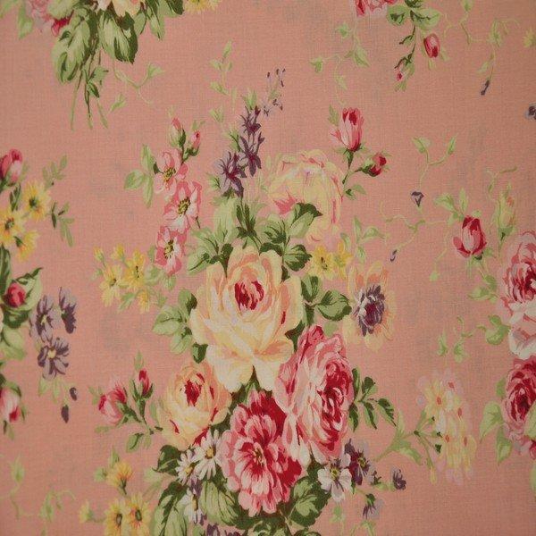2410 11B Pink Floral