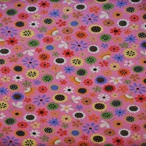 27213 P Floral Pink
