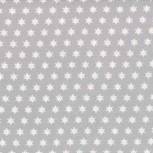 2946 13 Grey Snowflakes