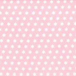2946 15 Pink Snowflakes