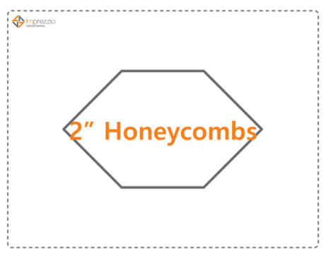 2 Inch Honeycomb