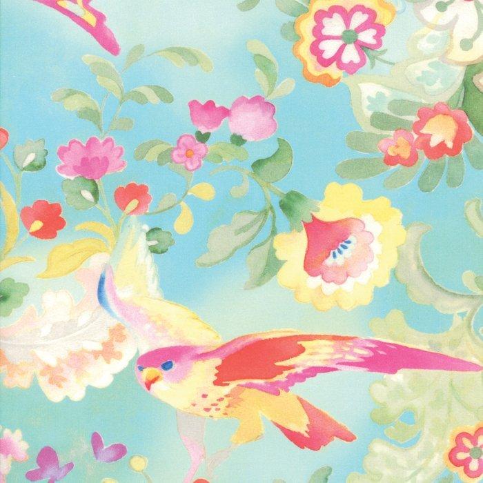 33460 13 Fluttering Aqua