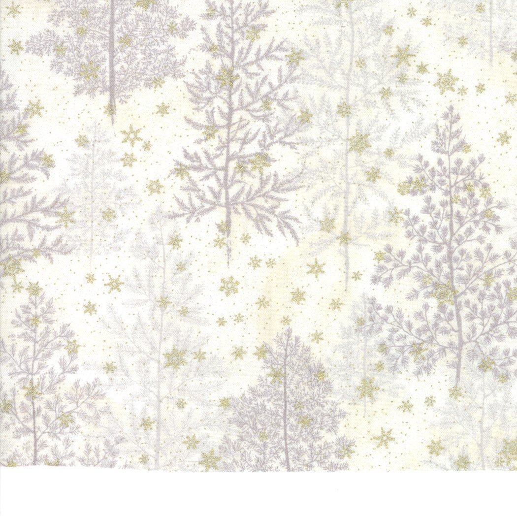33520 12 Snow Pine Trees