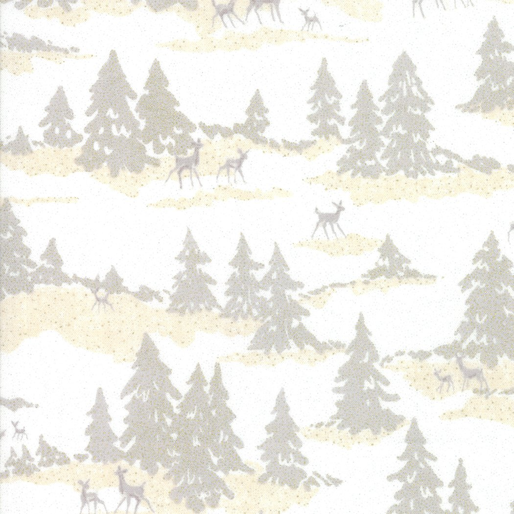 33522 11 Deer Forest Snow