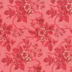 44202 11 Winter Blooms Red