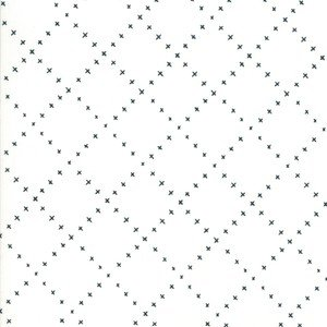 48297 11 White Lattice