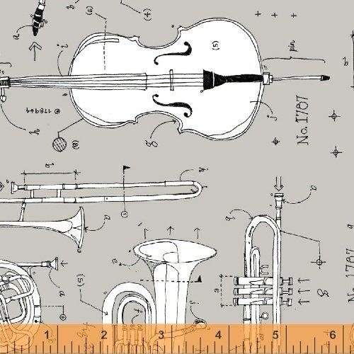 50795 3 Grey Instruments