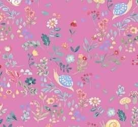 51162 4 Pink Garden
