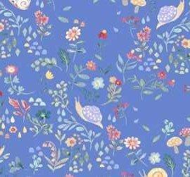 51162 6 Blue Garden
