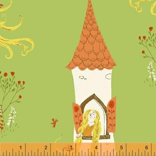 51197-1 Green Rapunzel