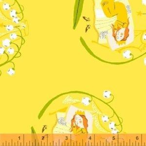 51198-4 Yellow Beauty