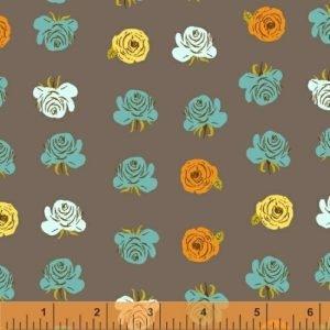51203-7 Smoke Roses