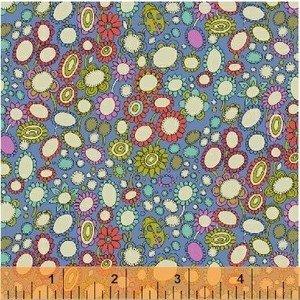 51290-8 Periwinkle Flower Heads
