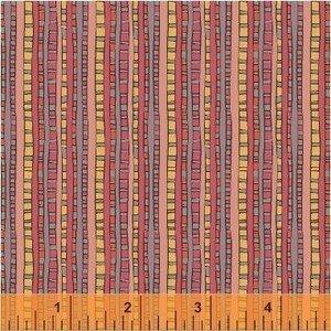 51293-5 Raspberry Stripe