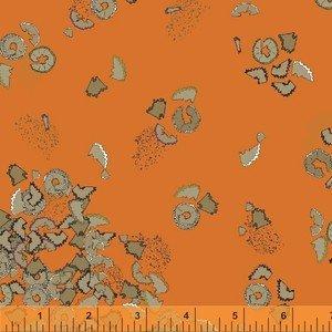 51481-6 Orange Shavings