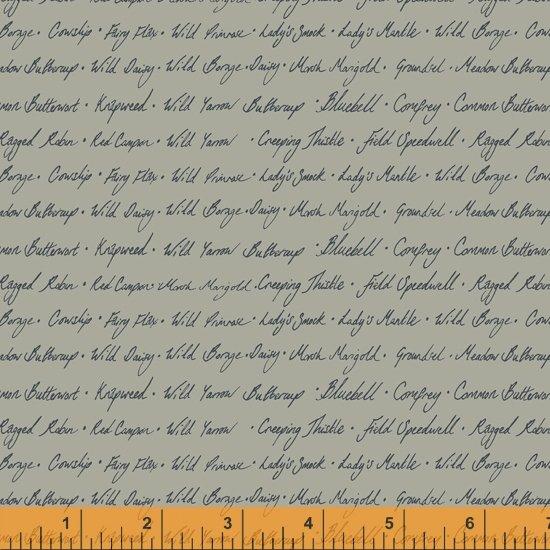 52322-10 Linen Script
