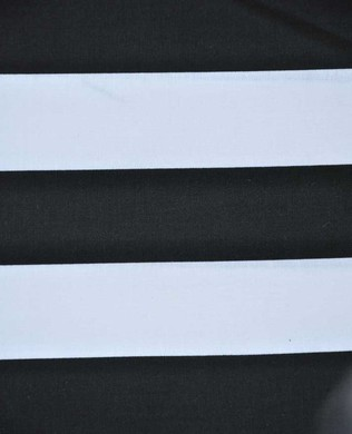 0112 Meadow Stripe Black