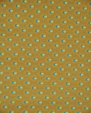 0177 Sun Shower Dots Gold