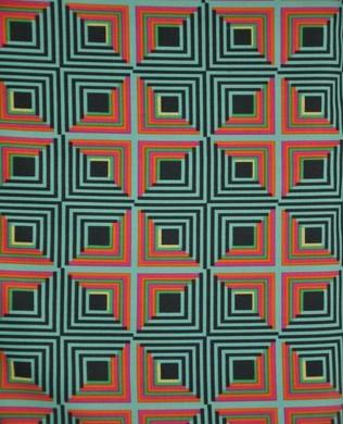 021 Tangerine Squares