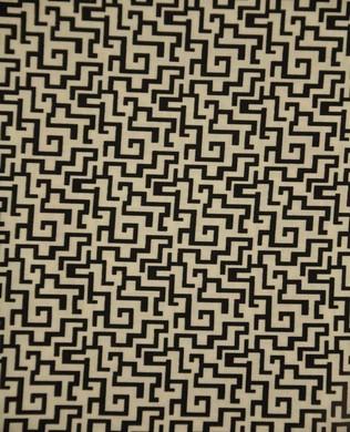 0589 Maze White