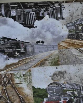 08507 99 Railway Collage