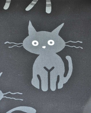 10002 12E Cats Black