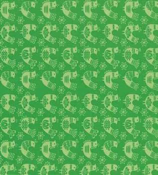 10021 15 Birds Green