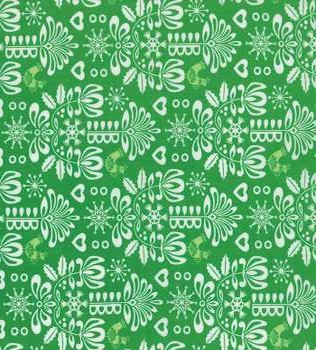 10022 18 Damask Light Green