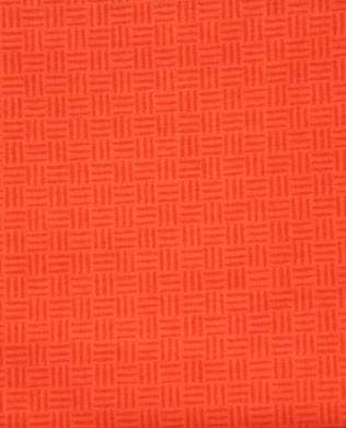 103102033 Basketweave Orange