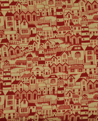 1160 Huts Red
