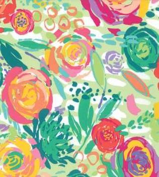11810 14 Cream Floral
