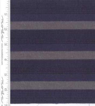1193 12F Denim Blue Stripe