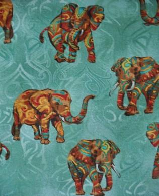 120 10801 Elephant Teal