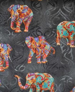 120 10802 Elephant Charcoal