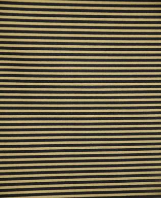 120 3084 Blue and Cream Stripe