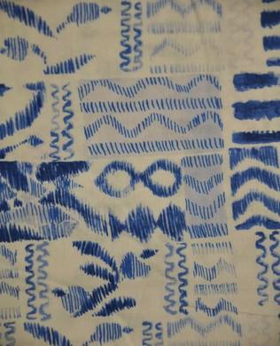 1201010 51 Garden Swatch Blue