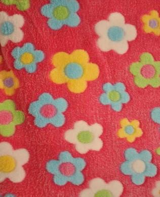 122746 5018 Floral Pink