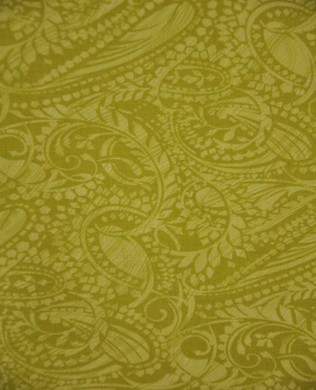 1324 808 Paisley Pale Lime