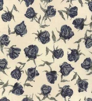 1390 12 Paper Ink Roses