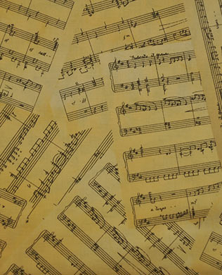 14002 Music Sheets