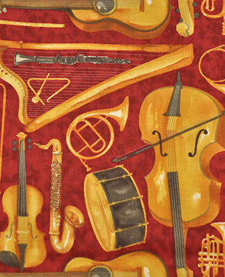 14014 Instruments Red