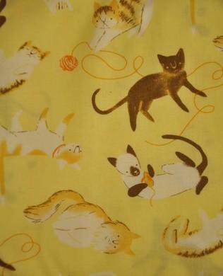 14178 Kittens Yellow
