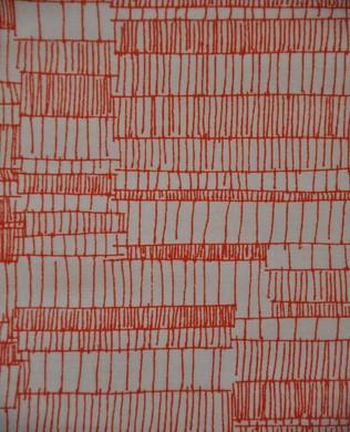 15026 147 Lines Tangerine