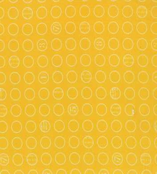 1553 16 Yellow Buttons