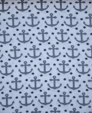 15638 12 Grey Anchors