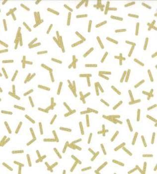 1612 11M White Confetti