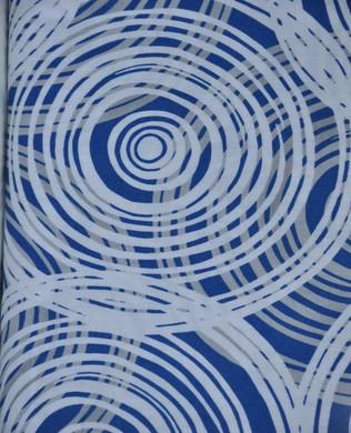 16354 313 Royal Blue Circles